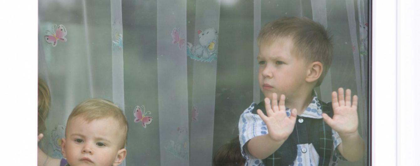 На Одесчине и в Чернигове из окон выпали двое двухлетних детей