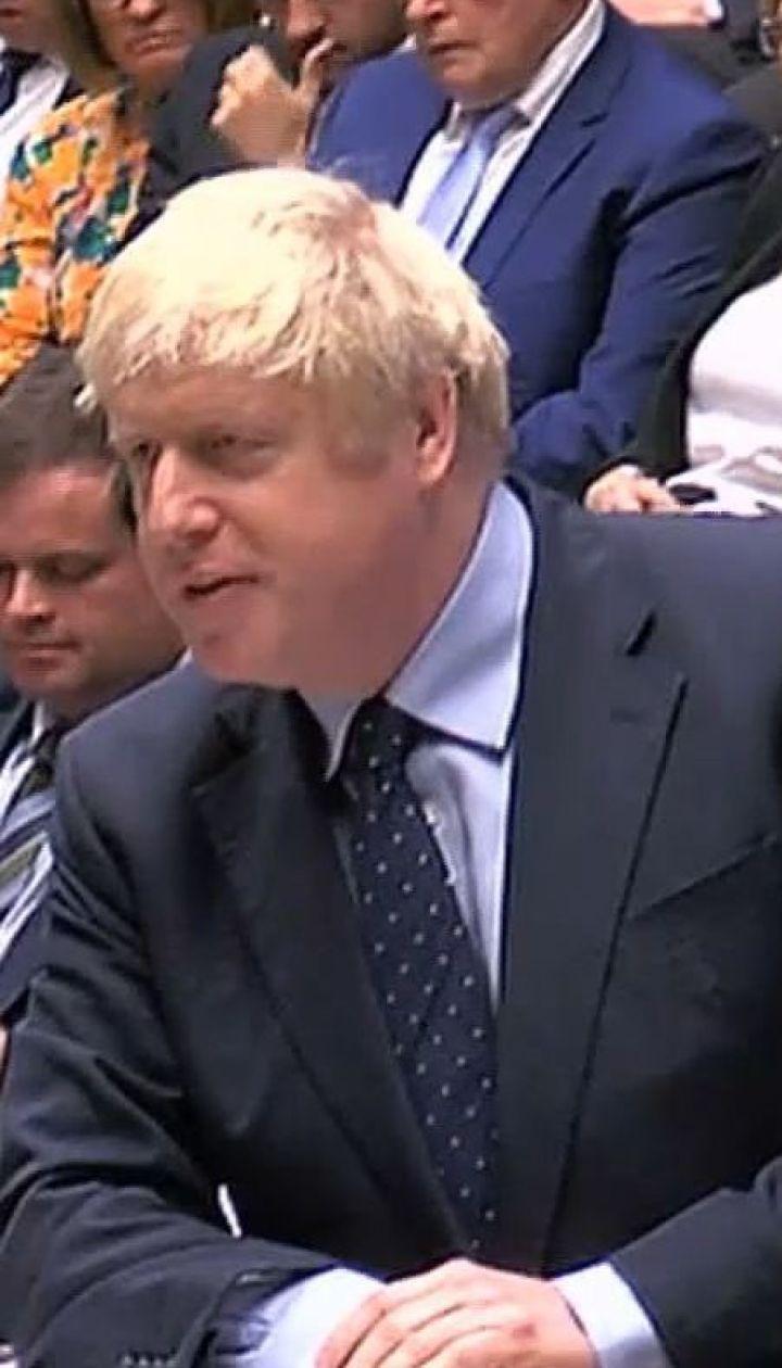 Борис Джонсон потерял большинство в парламенте Великобритании