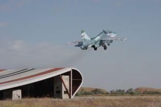 Авария российского штурмовика Су-25: в канаве нашли тела погибших пилотов
