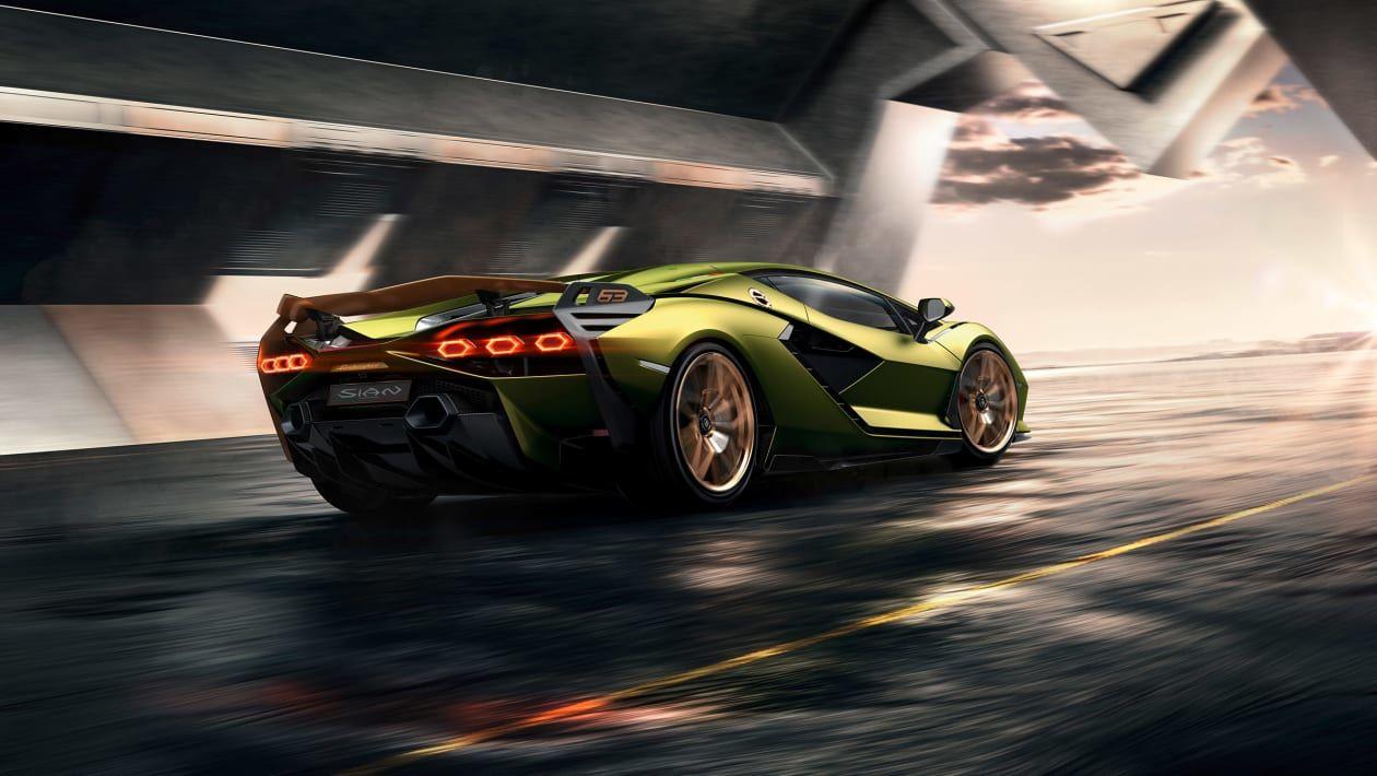 Lamborghini Sian_2