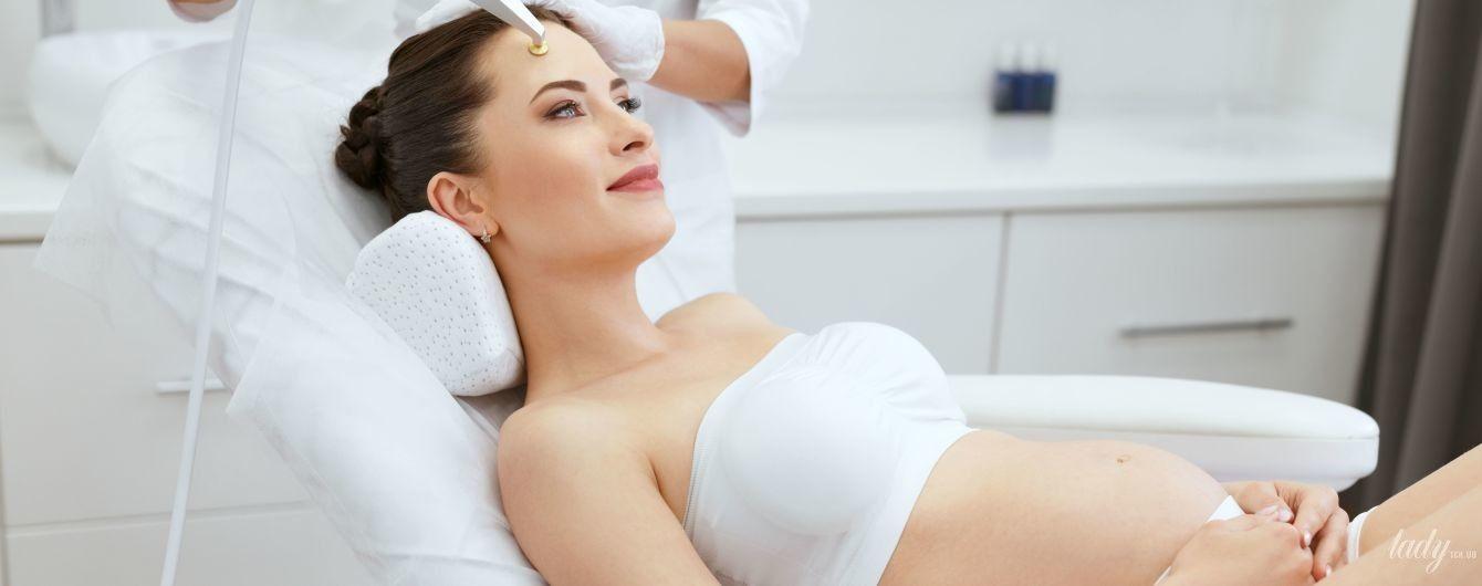 Косметические процедуры, которые нельзя делать во время беременности