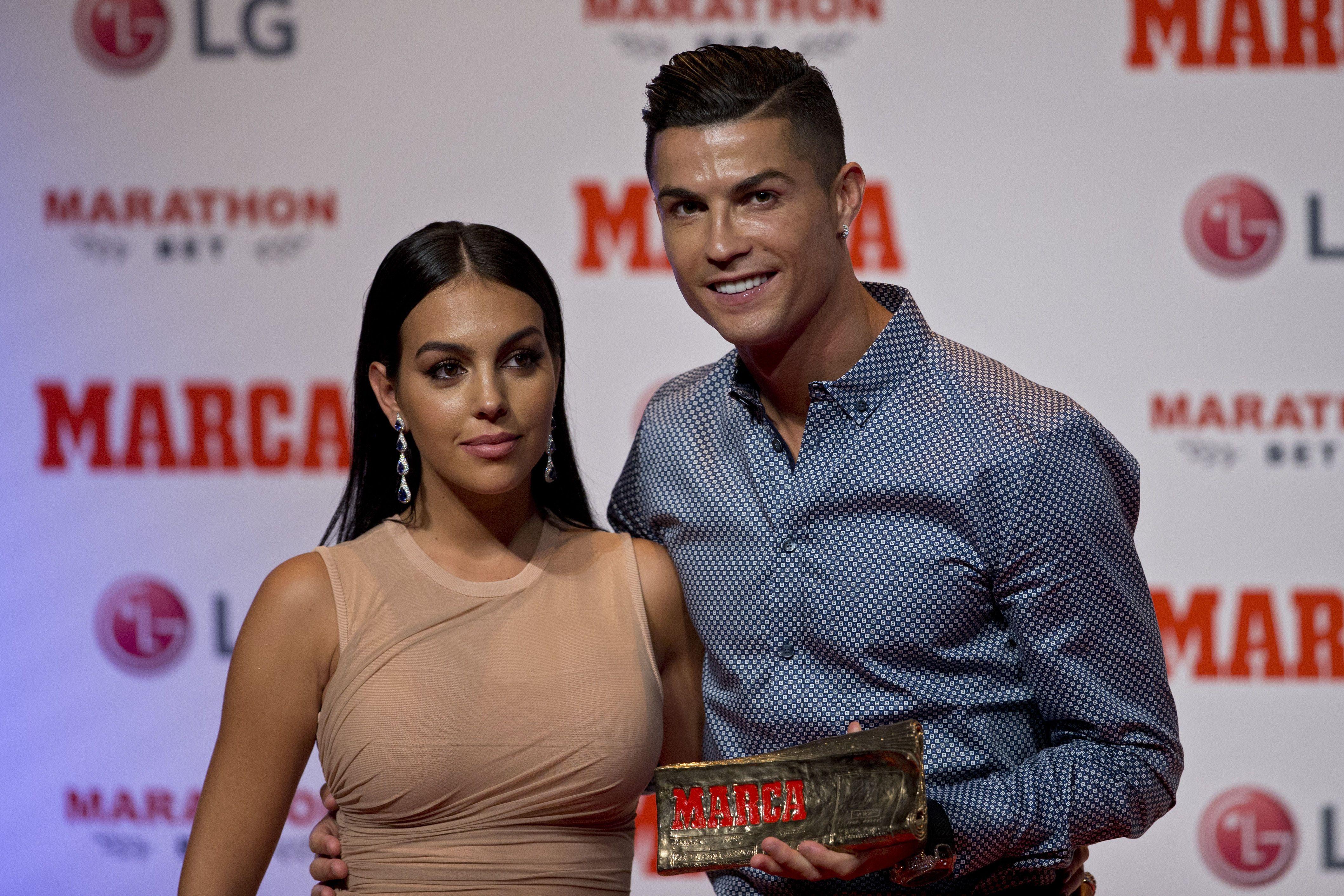 Роналду і Джорджина Родрігес