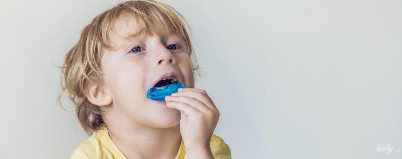 Ровняем зубы ребенку: пластинки, трейнеры или брекеты