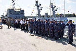 Украинско-румынские учения ВМС стартовали на Дунае