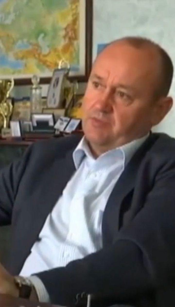 Покушение на ректора тернопольского вуза могли совершить из-за вымогательства денег - правоохранители