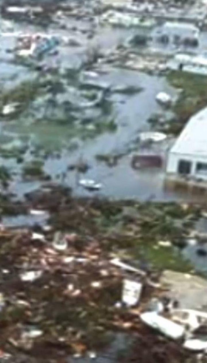"""Приблизно 3 мільйони американців просять евакуюватись унаслідок убивчого урагану """"Доріан"""""""