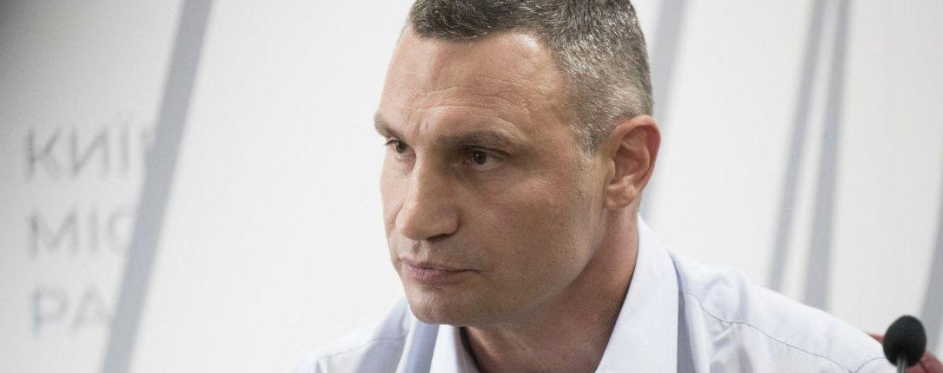 Кличко розказав, на які галузі у бюджеті Києва закладено найбільше коштів і хто отримуватиме надбавки