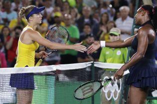 Свитолина - Серена Уильямс. Букмекеры назвали фаворитку полуфинальной битвы на US Open