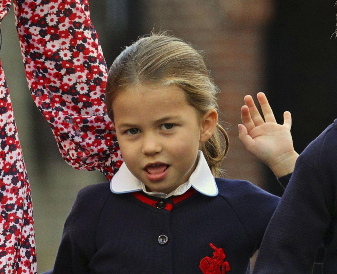 Принцеса Шарлотта, школа_2