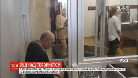 Суд отпустил фигуранта дела о катастрофе МН17 Цемаха под личное обязательство