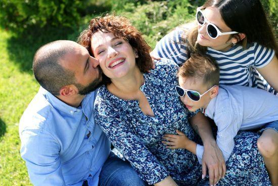 Ведуча Тала Калатай стала мамою втретє