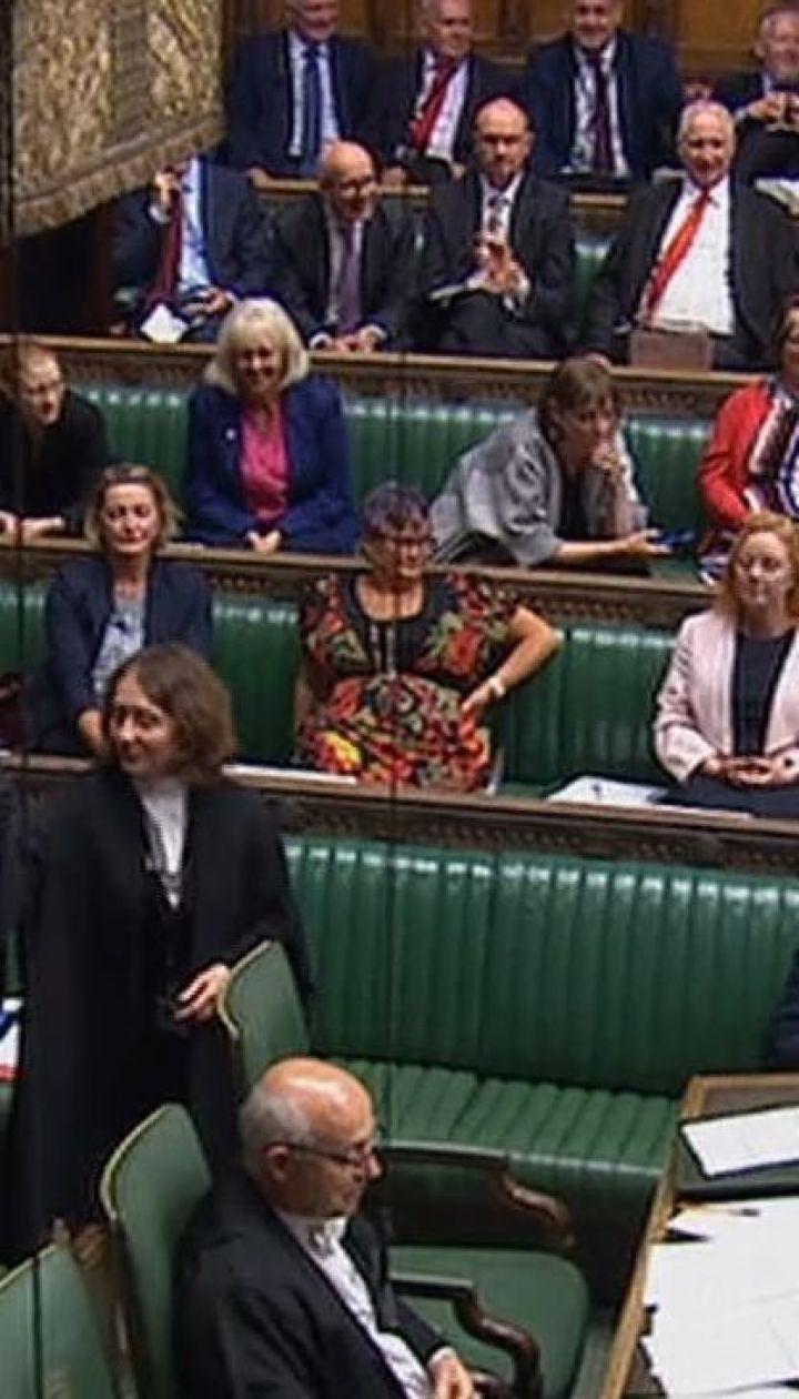 Британський парламент проголосував за перенесення Brexit у разі відсутності угоди