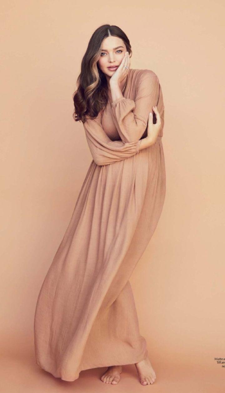 Міранда Керр в фотосеті для Marie Claire Australia