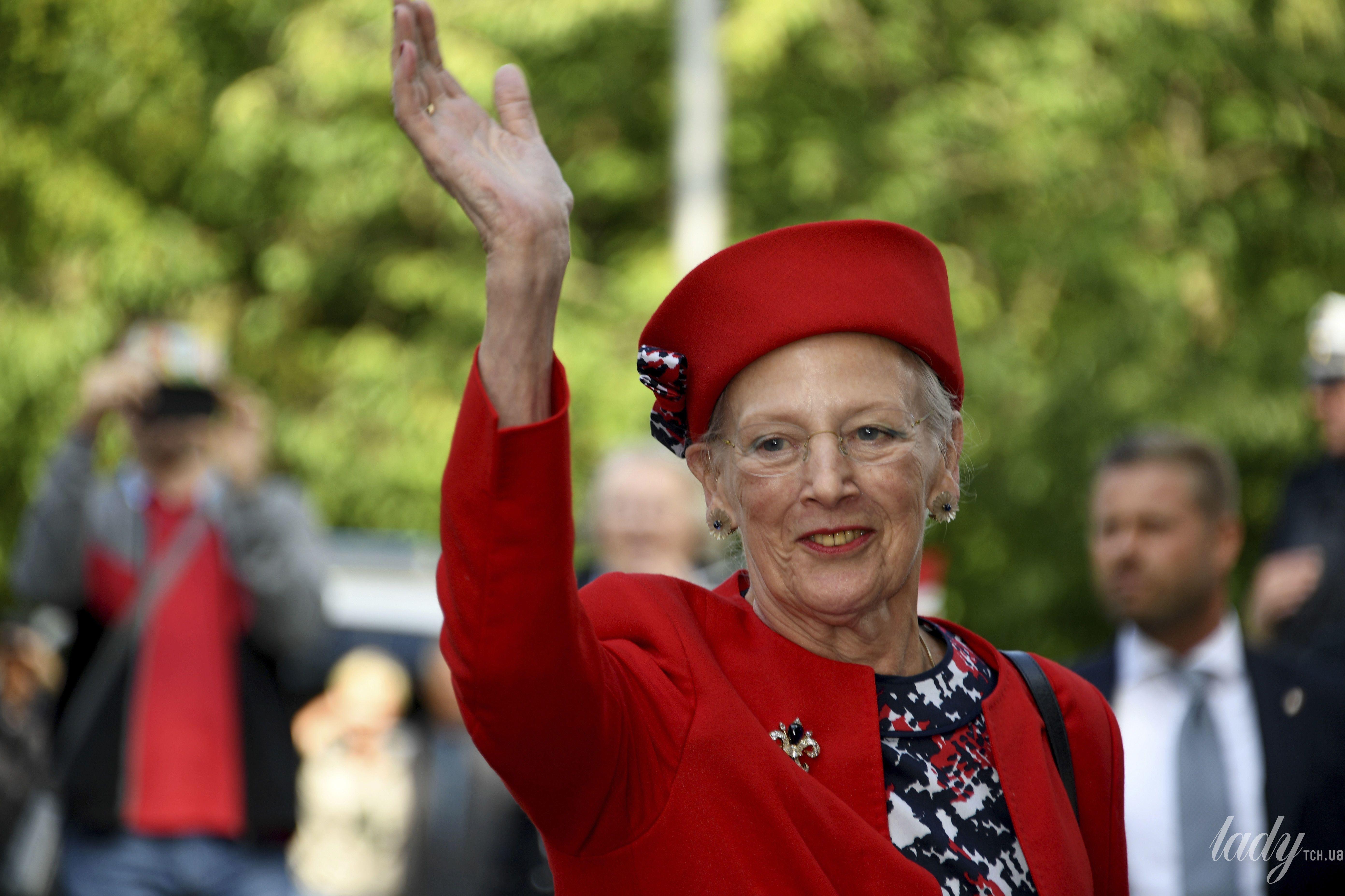 Королева Маргрете II_1