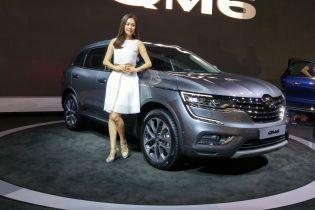 Renault Samsung покорил рынок Южной Кореи кроссоверами на автогазе