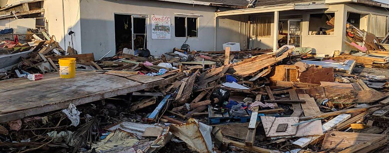 "Количество жертв урагана ""Дориан"" на Багамах возросло до 30, во Флориде – шесть смертей"