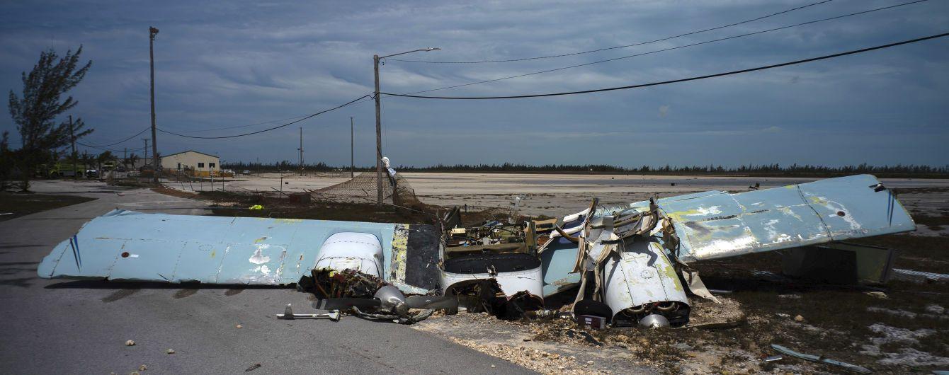 """Сокрушительный урагана """"Дориан"""". На Багамах ждут резкого роста количества погибших"""