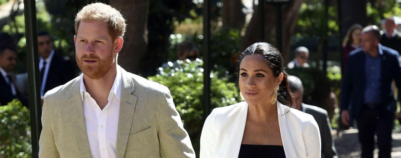 """Принц Гарри и Меган обидели Елизавету II """"странной"""" отговоркой - СМИ"""