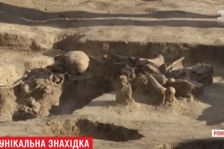 На Ровенщине нашли скелет, который меняет представление о заселении этого края