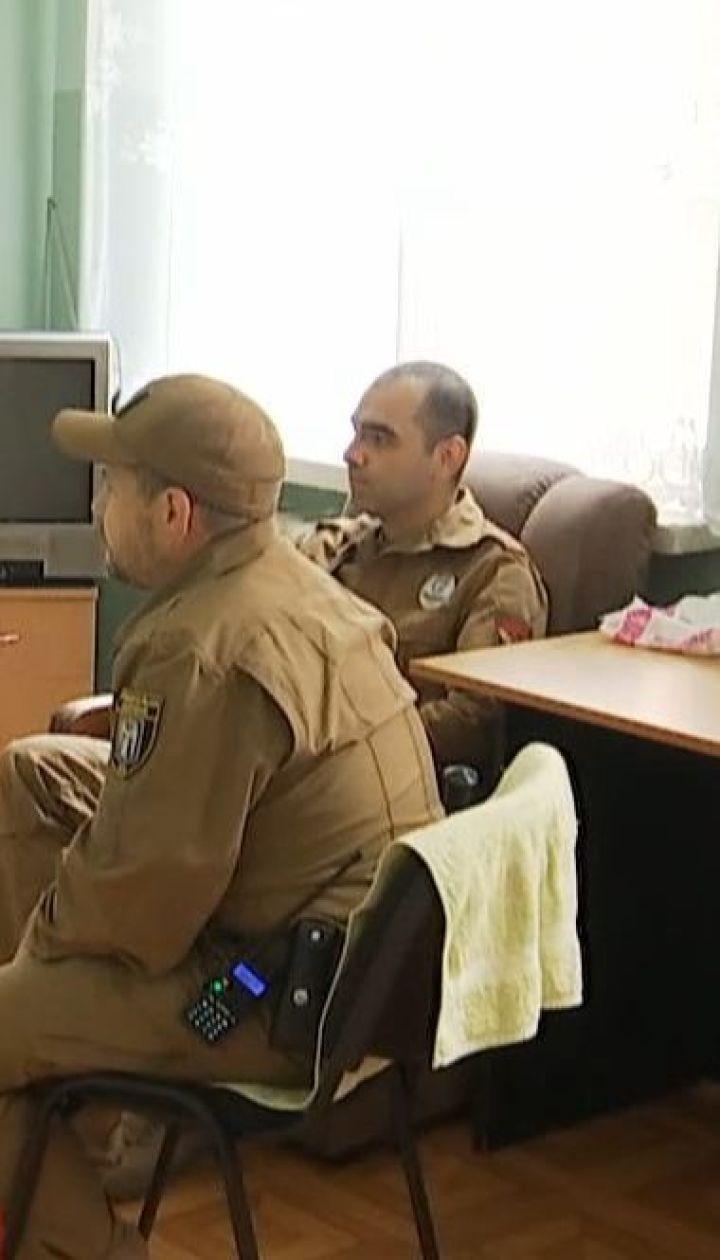 Бойцы муниципальной стражи шокированы ходом расследования относительно схватки в Голосеевском парке