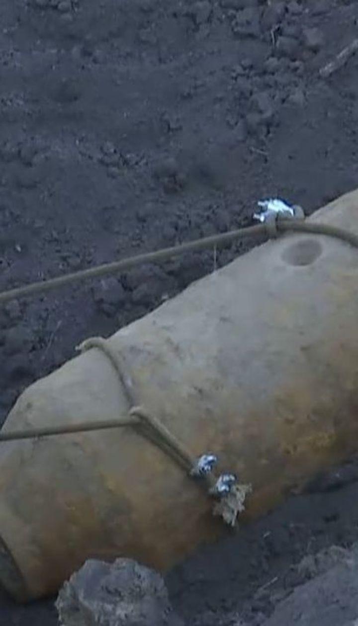 Вблизи Белой Церкви саперы нашли схрон боеприпасов