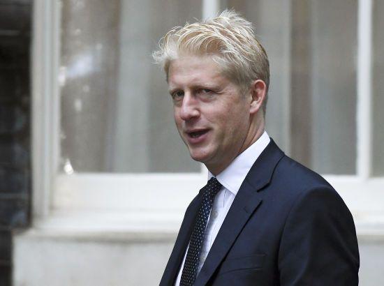 Молодший брат Бориса Джонсона пішов з уряду та парламенту через різні погляди на Brexit
