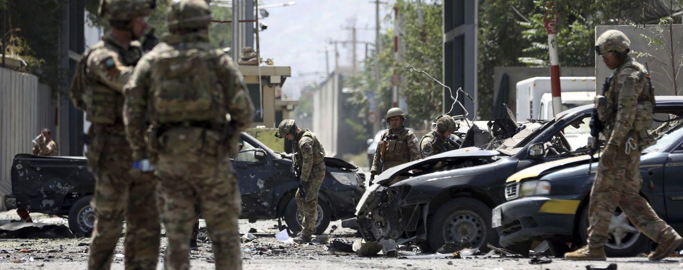В Афганистане в результате нападения талибов погибли двое солдат НАТО