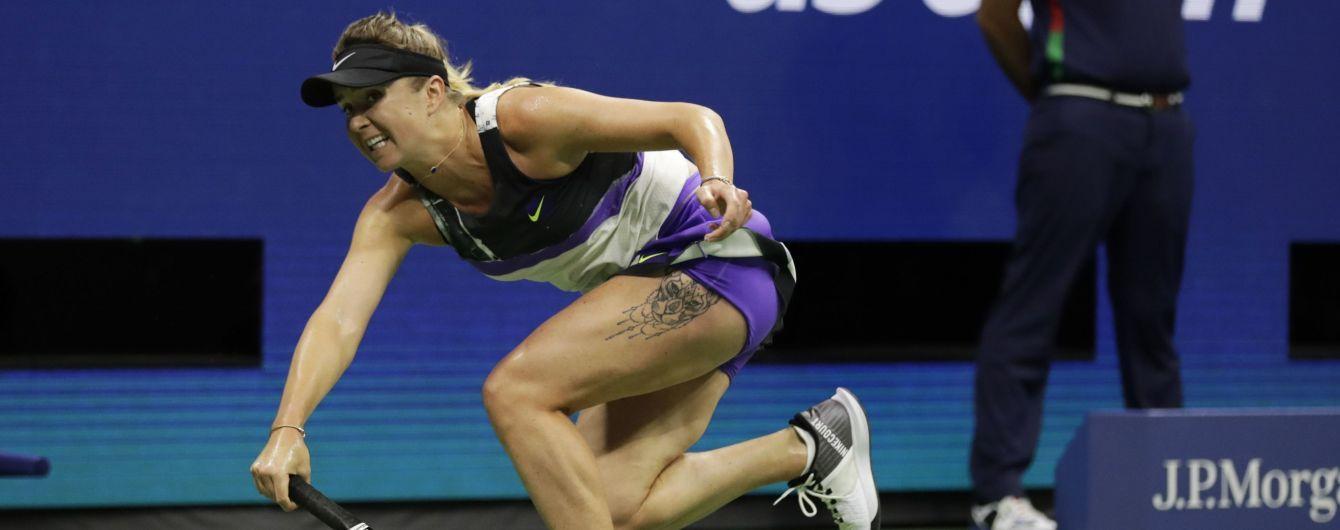 Свитолина уступила Серене Уильямс в полуфинале US Open