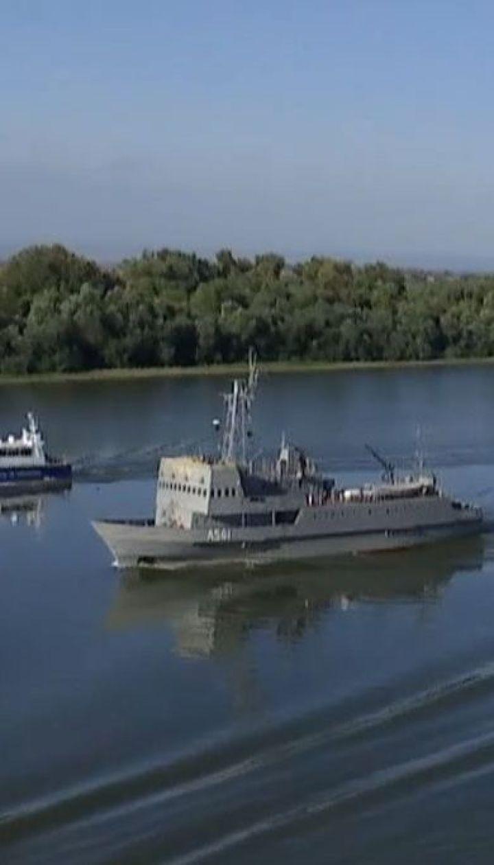 В дельте Дуная украинские и румынские военные проводят совместные учения по стандартам НАТО