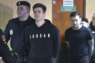 Російського футболіста-забіяку Кокоріна звільнили за умовно-дострокового
