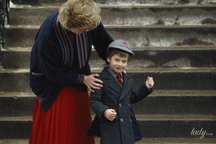 Это так мило: первые школьные фото маленького принца Уильяма и его детей - принцессы Шарлотты и принца Джорджа