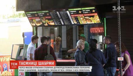 Всего 67 украинцев остаются в больнице из-за пищевого отравления