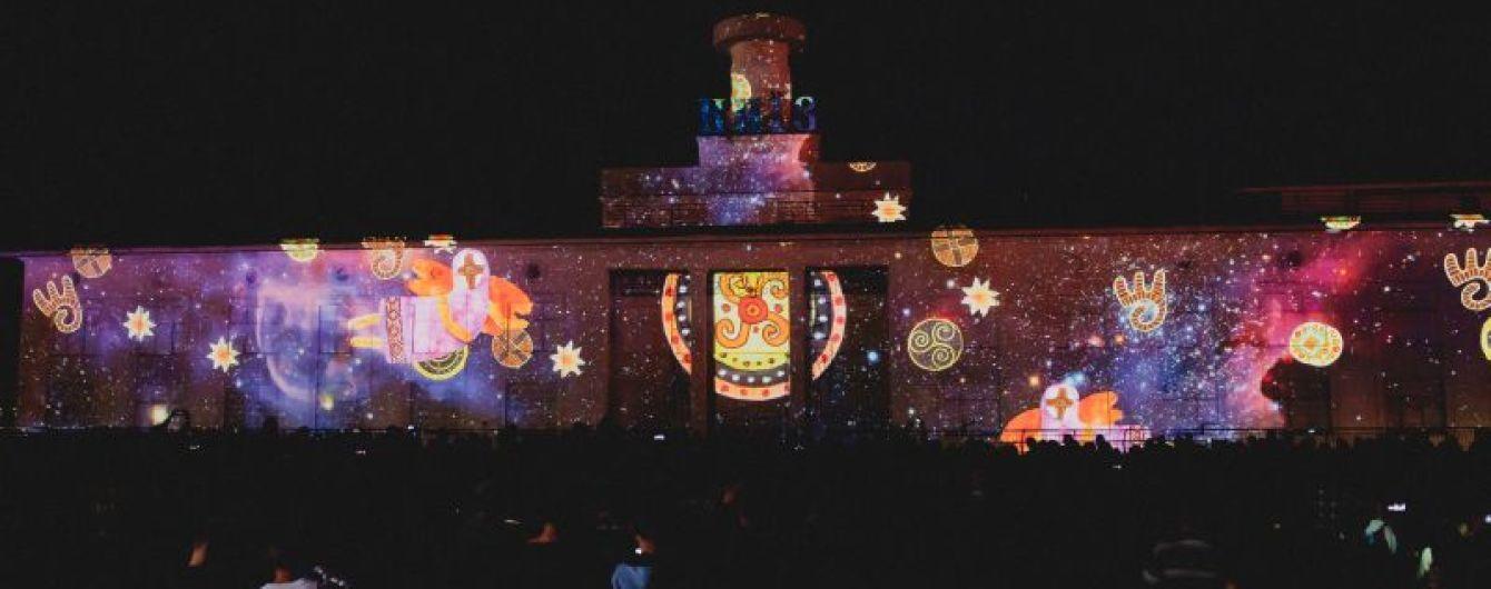 В Киеве в третий раз состоится международный фестиваль света и медиа-искусства KYIV LIGHTS FESTIVAL