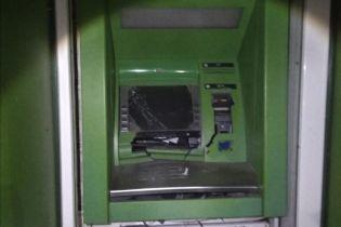 Ограбление века: в Харьковской области преступники взорвали банкомат, но деньги не украли