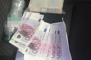 В Киеве задержали банду, которая сбывала фальшивые евро