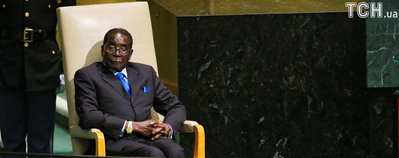 Державний переворот у Зімбабве. Чому перспективна держава стала місцем страждань і бідності