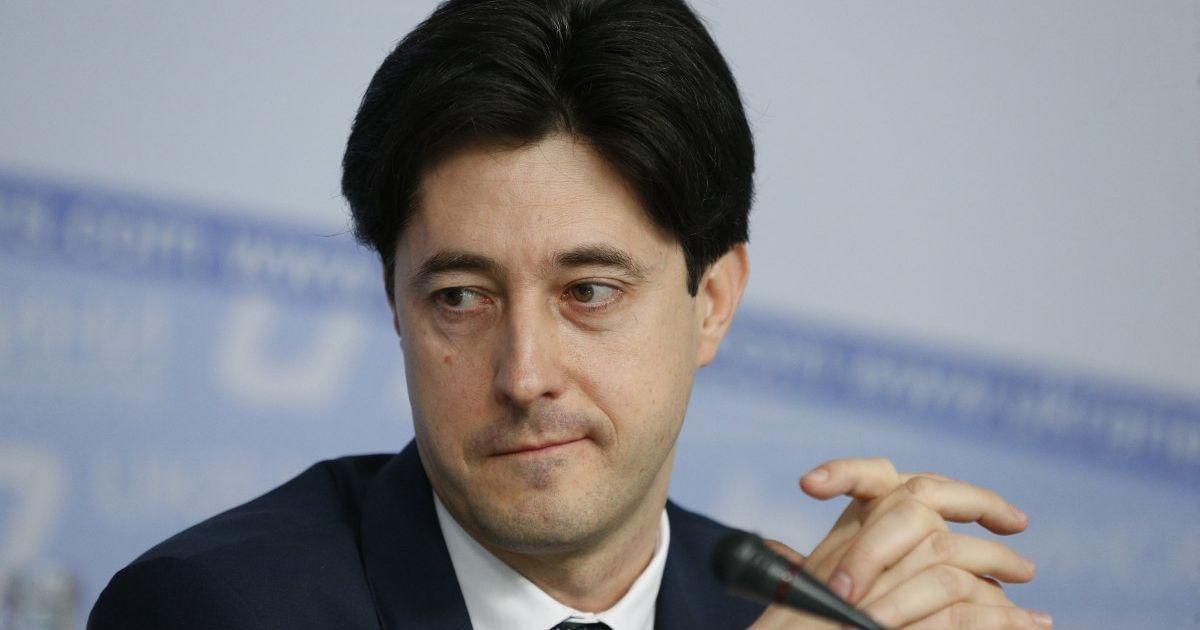 Рябошапка призначив Каська своїм першим заступником