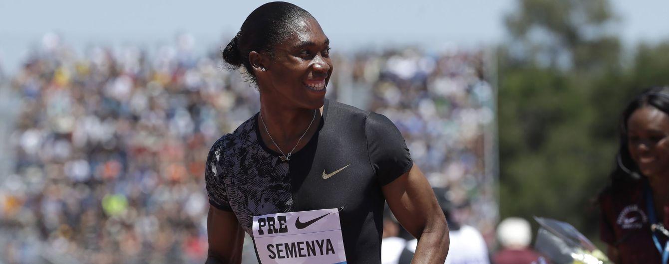 Южноафриканская легкоатлетка с запредельным уровнем тестостерона ушла в футбол