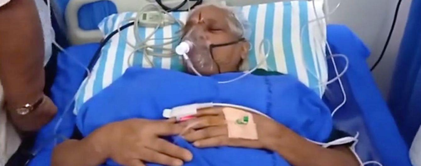 В Индии 74-летняя женщина родила двойню после менопаузы и установила рекорд