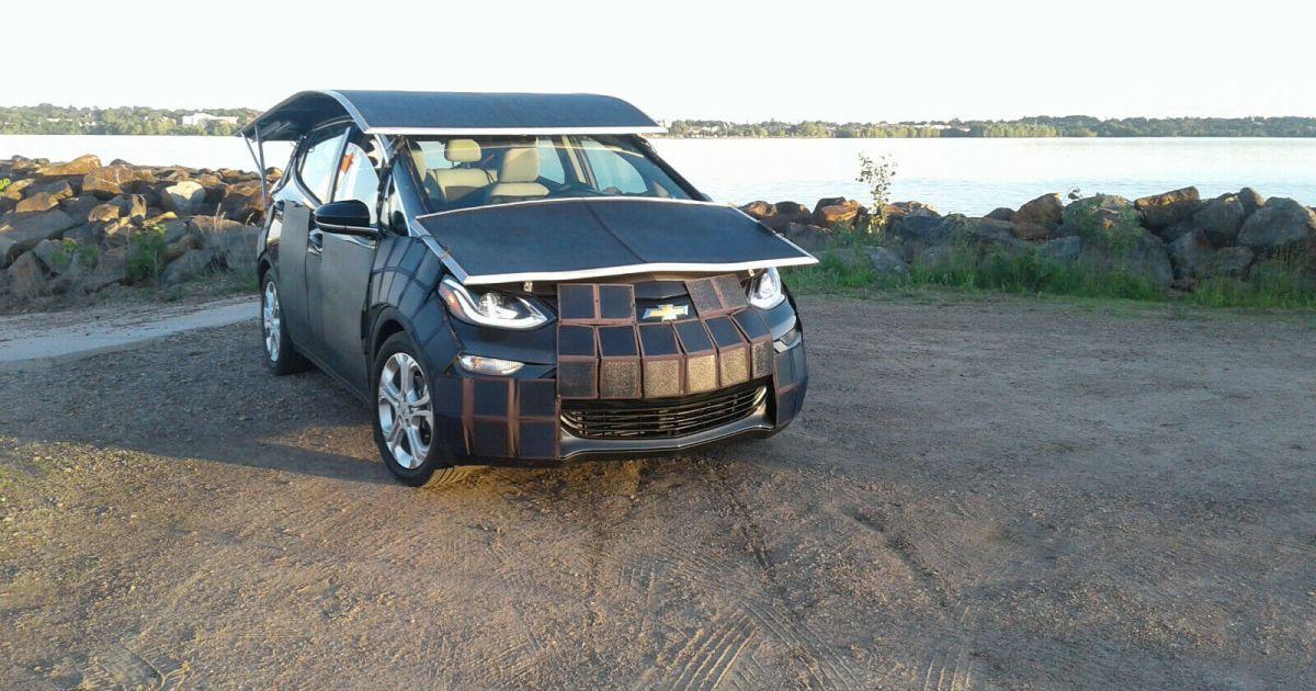 """Картинки по запросу Электрический """"Франкенштейн"""" Chevrolet Bolt продают за $58 тысяч Chevrolet Bolt EUV"""