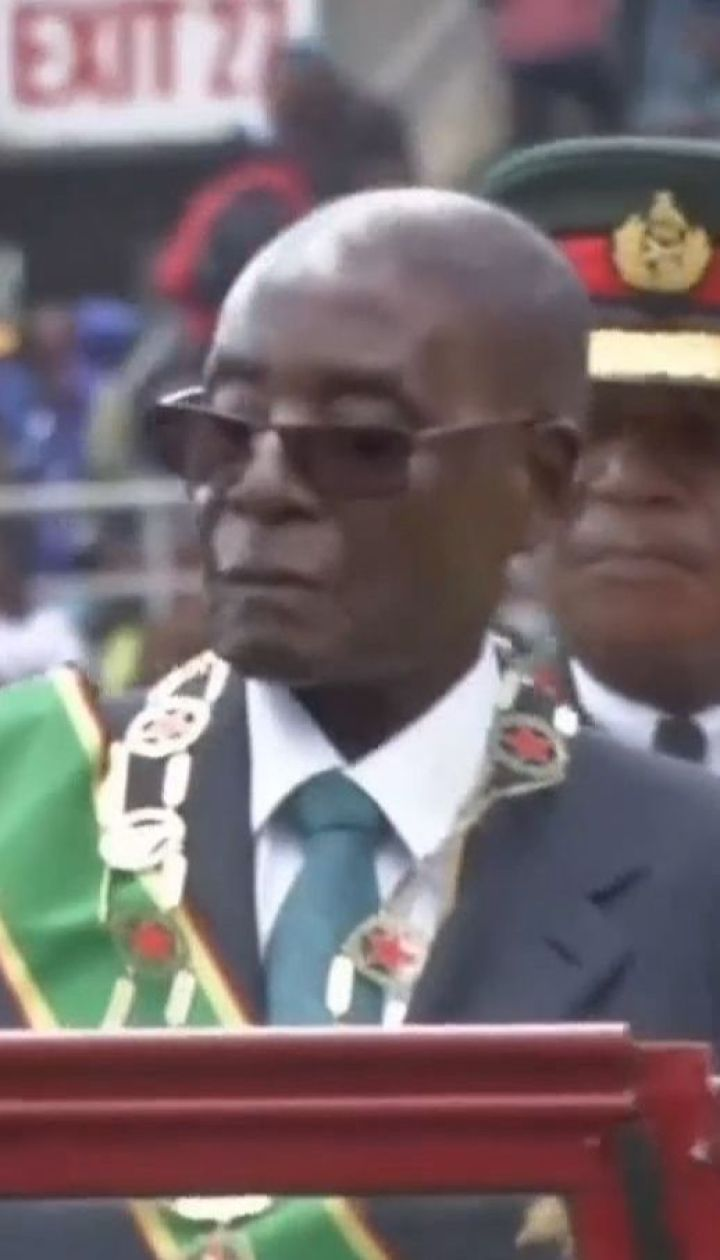 Ексочільник Зімбабве Роберт Мугабе помер у віці 95 років
