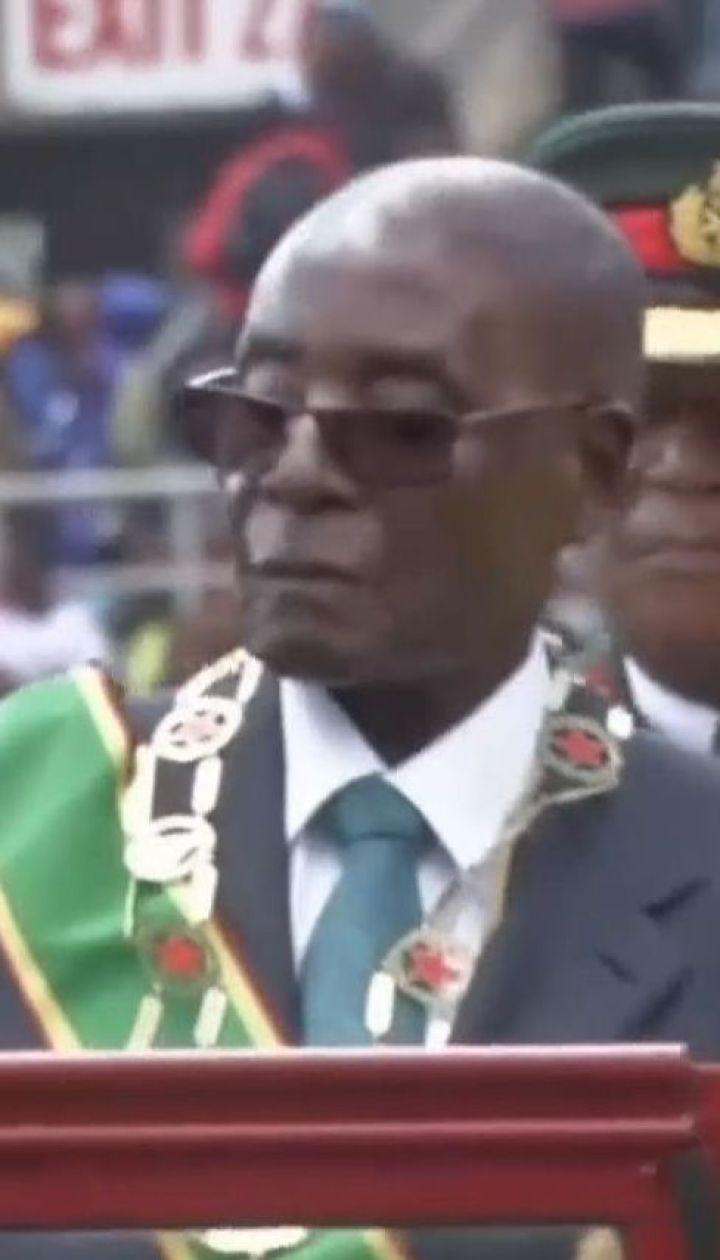Экс-глава Зимбабве Роберт Мугабе умер в возрасте 95 лет