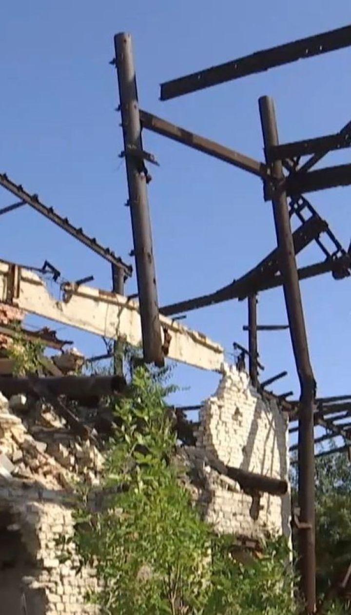 """Українські бійці більше не тримають оборону на відомій шахті """"Бутівка"""""""