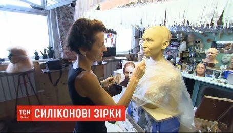 Срібна Джамала і золотий Скрипка: ТСН побувала у майстрів, які роблять маски знаменитостей