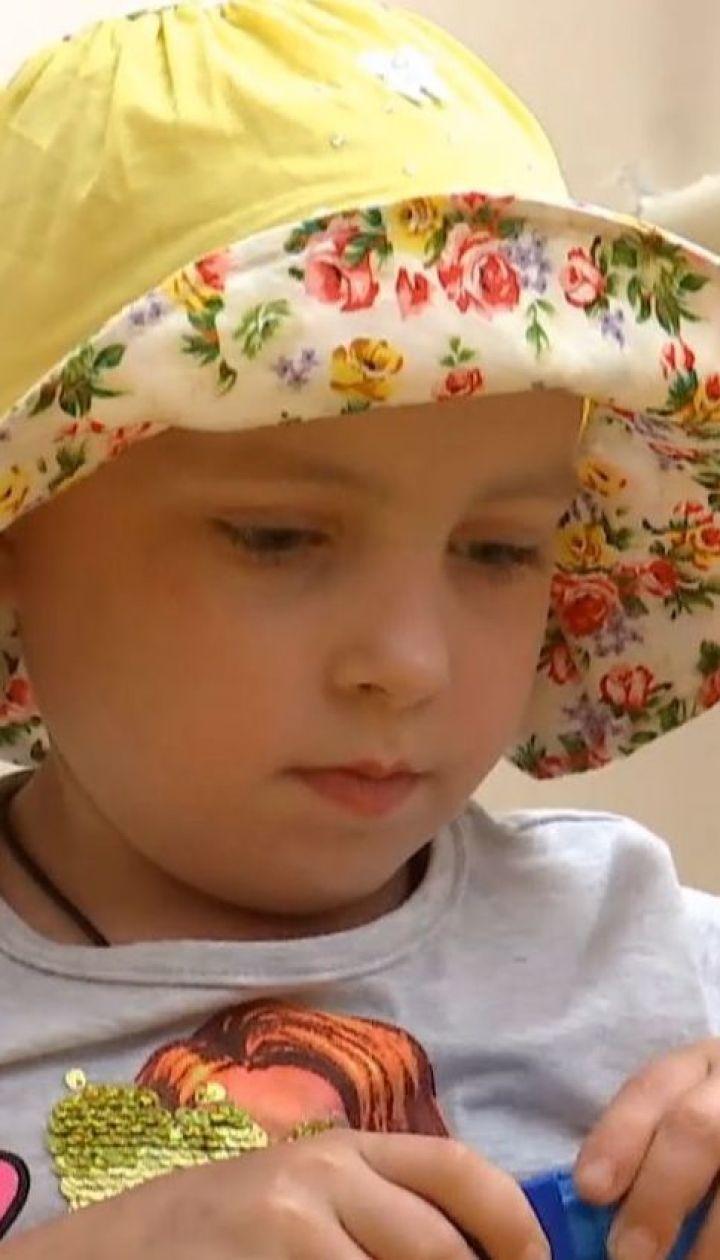 Иммунотерапия может спасти жизнь 8-летней Ани, которая мечтает стать волонтером