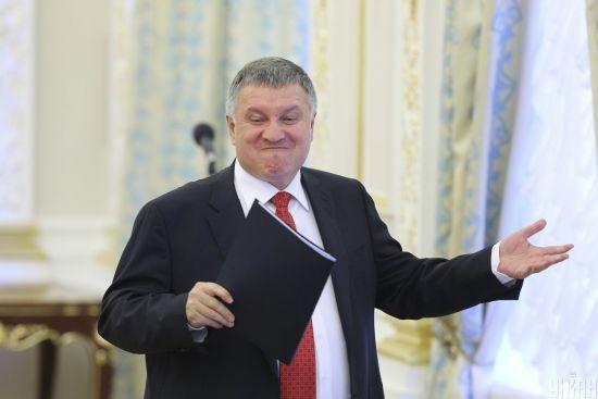 """""""У президента моя заява про відставку буде завжди на столі"""", - Аваков про своє можливе звільнення"""