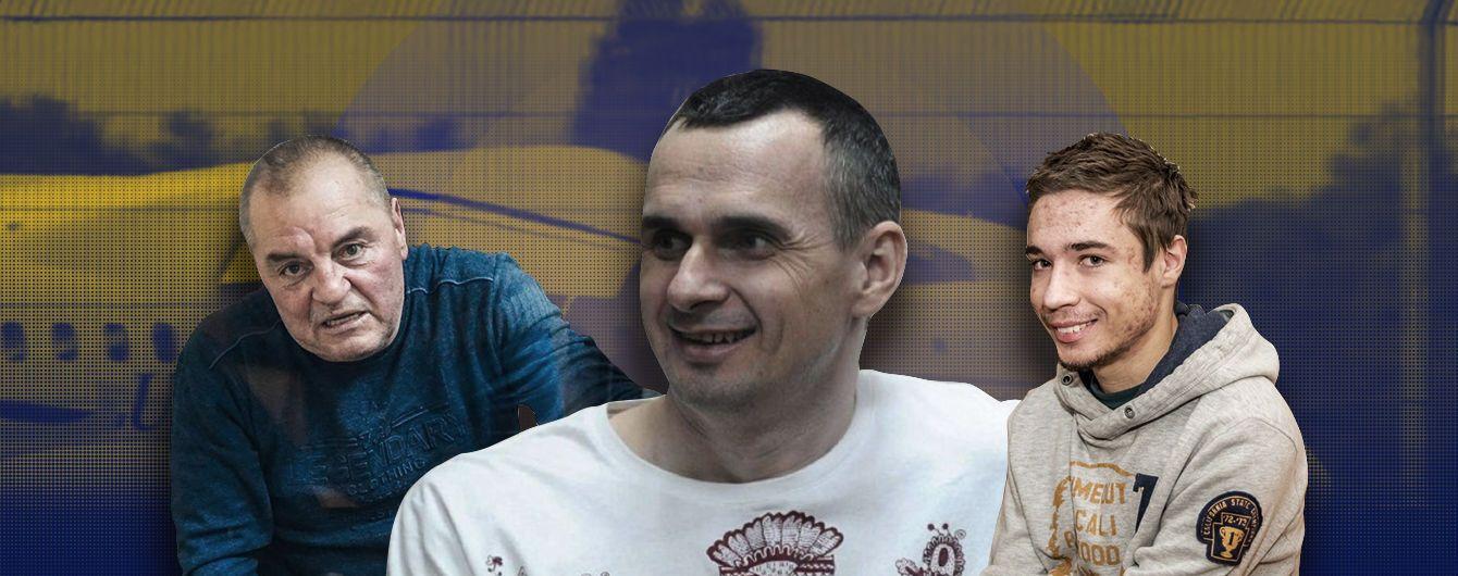 Обмін полоненими. Хто з політв'язнів та полонених повернувся до України. Повний список