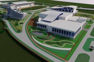 На Донетчине планируют построить современную олимпийскую базу