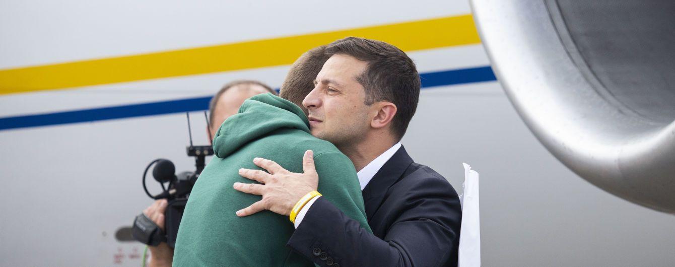 Освобождение крымскотатарских активистов станет вторым этапом обмена - Зеленский