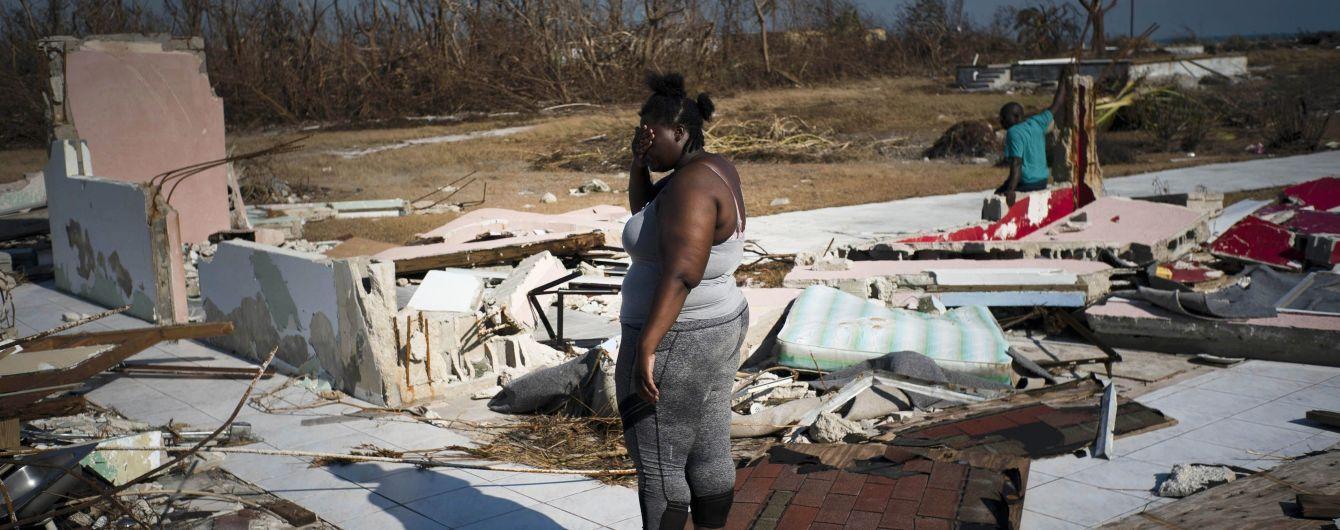 """""""Мы ходим, как зомби"""". Выжившие после урагана """"Дориан"""" рассказали о последствиях удара стихи"""